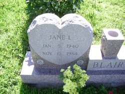 Jane L Blair