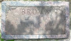 Rosetta Mae <i>Norris</i> Brown