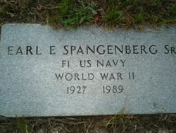 Earl E Spangenberg, Sr