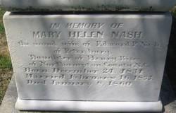 Mary Helen <i>Rives</i> Nash