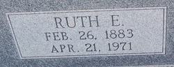 Ruth E Fraze