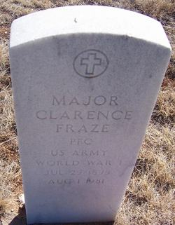 Clarence Fraze