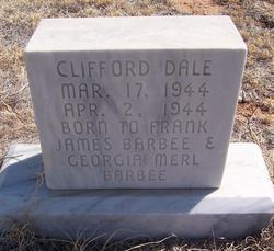 Clifford Dale Barbee