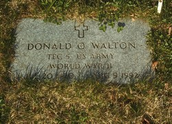Donald O Walton