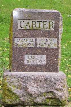 Sarah M. <i>Dodge</i> Carter