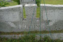 Herbert L Bowling, Jr