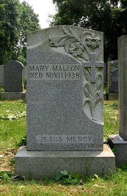 Mary Typhoid Mary Mallon