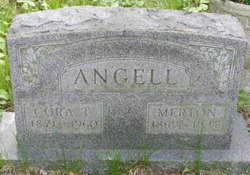 Cora <i>Starks</i> Angell