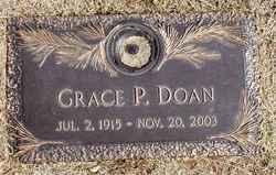 Grace <i>Philbeck</i> Doan