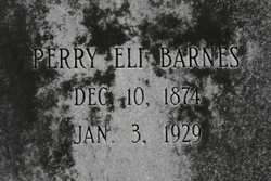 Perry Eli Barnes