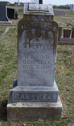 Albert Lee Campbell
