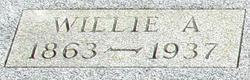 William A. Willie Goforth