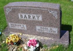 Rose Margaret <i>Bell</i> Barry