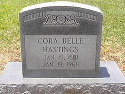 Cora Belle Hastings