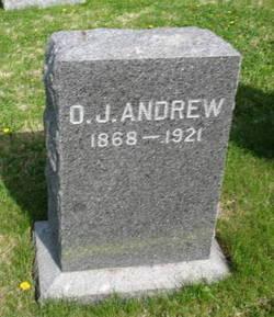 Oscar James Andrew