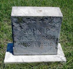 John P Lantz