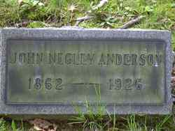 John Negley Anderson