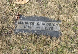 Maurice Currie Albright