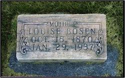 Louisa Caroline <i>Carlson</i> Bosen
