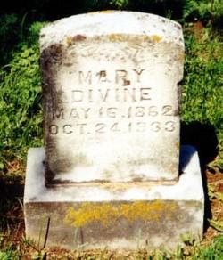 Mary Catherine <i>Norvell</i> Divine