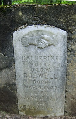 Catherine <i>Campbell</i> Boswell