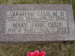 Dr Abraham Samuel Gish