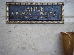 Betty J. Apple