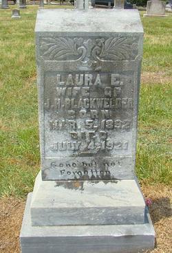 Laura Ella <i>Hathcock</i> Blackwelder