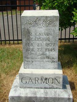 M Calvin Garmon