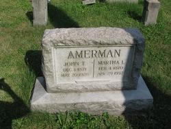 Martha L. Amerman