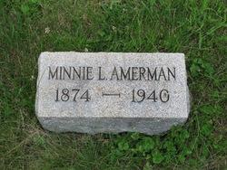 Minerva L. Minnie Amerman