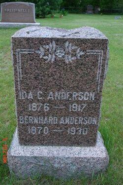 Bernhard Anderson