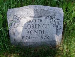 Florence Bondi