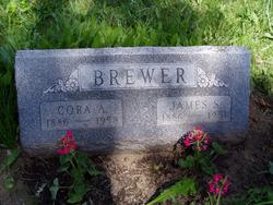 Cora Ann <i>Davis</i> Brewer
