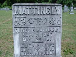 Sarah Eliza <i>Pate</i> Mattingly