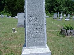 Robert Emmett Mattingly