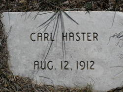 Carl Haster