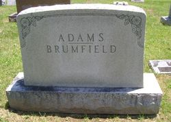 Thoy <i>Brumfield</i> Adams