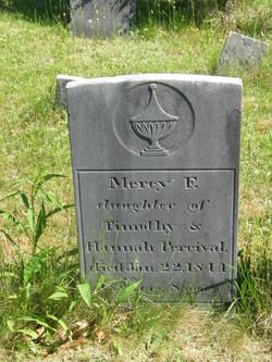 Mercy F. Percival