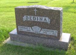 Celestine B <i>Adamek</i> Dedina
