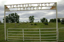 Memorial West Cemetery