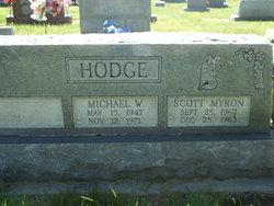 Michael Wayne Hodge
