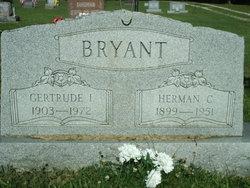 Gertrude I Bryant