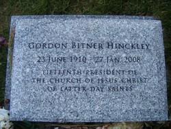 Gordon Bitner Hinckley