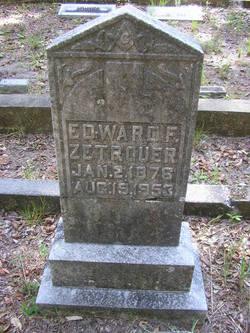 Edward F Zetrouer