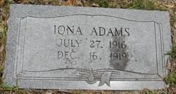 Iona Adams