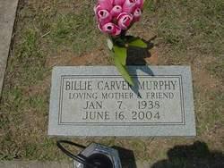 Billie <i>Carver</i> Murphy