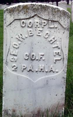 Corp George W Bechtel