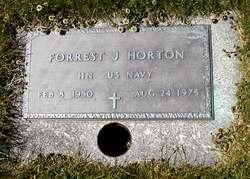 Forrest John Spunky Horton