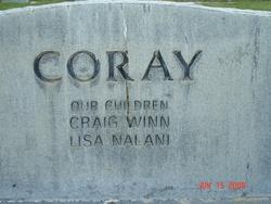 Carla Rae <i>Winn</i> Coray